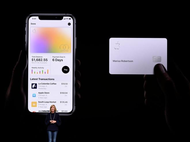Đừng coi thường, thẻ tín dụng Apple Card chính là sợi xích to để Apple giữ chân iFan - Ảnh 1.