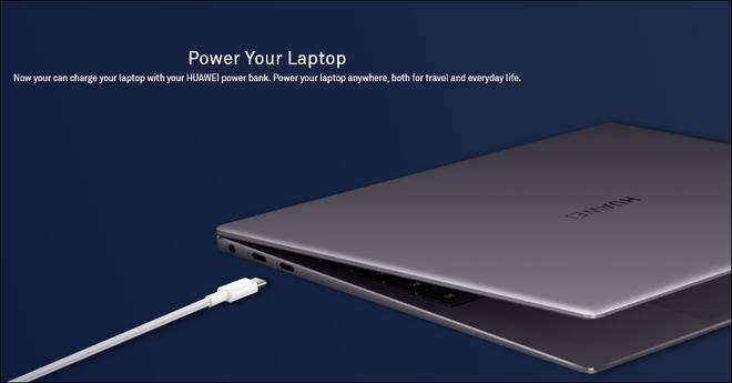 Huawei trình làng sạc dự phòng SuperCharge công suất 40W, dung lượng 12.000mAh, sạc được cho cả laptop - Ảnh 3.