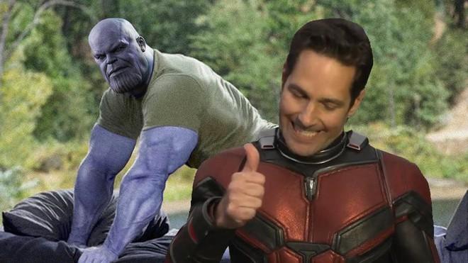 Đằng sau giả thuyết cực mệt trên Reddit: Ant-Man thu nhỏ rồi hóa khổng lồ xé tan bàn tọa của Thanos - Ảnh 2.