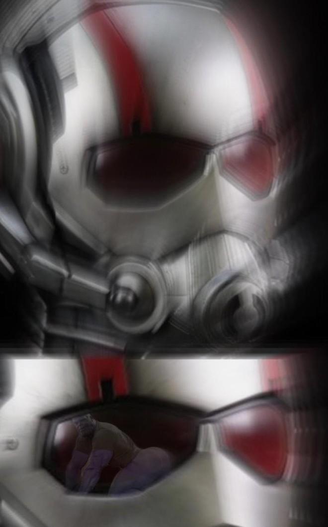 Đằng sau giả thuyết cực mệt trên Reddit: Ant-Man thu nhỏ rồi hóa khổng lồ xé tan bàn tọa của Thanos - Ảnh 9.
