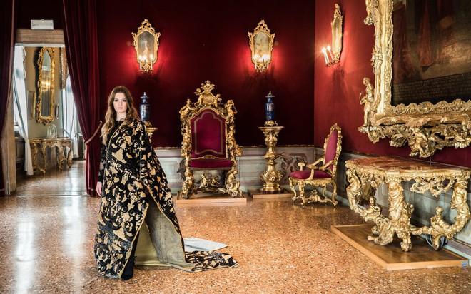 Nhung thành Venice: Sự tàn lụi của loại vải cao cấp vang bóng một thời vì đắt và khó khủng khiếp - Ảnh 10.