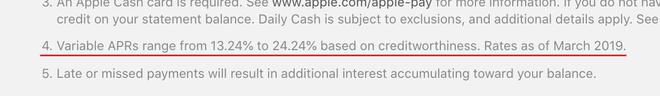 Đây là mức lãi suất thấp nhất của thẻ tín dụng Apple Card - Ảnh 1.