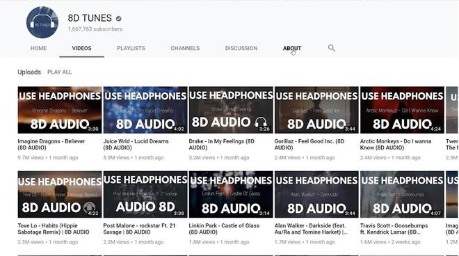 8D audio: Trải nghiệm âm thanh mới mẻ đưa bạn đến một chiều không gian khác - Ảnh 1.