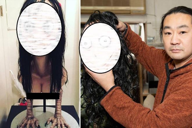 """Nghệ nhân điêu khắc Nhật Bản tạo ra quái vật Momo tuyên bố: """"Momo đã chết"""" - Ảnh 1."""