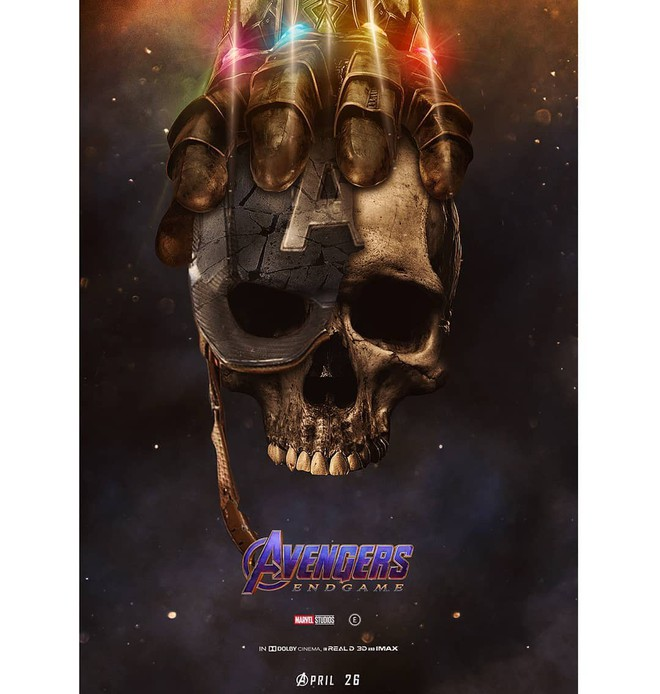 Tự vẽ poster siêu tỉ mỉ cho Avengers: Endgame, designer Thổ Nhĩ Kỳ khiến fan Marvel trầm trồ thán phục - Ảnh 3.
