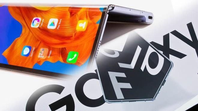 Đáp trả Huawei, sếp Samsung chê thiết kế gập ra ngoài của Mate X khiến màn hình dễ xước/vỡ, dễ ấn nhầm ứng dụng - Ảnh 2.