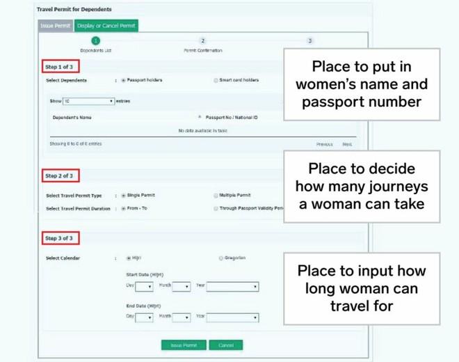 Google từ chối gỡ ứng dụng cho phép đàn ông Ả Rập theo dõi và kiểm soát phụ nữ - Ảnh 1.
