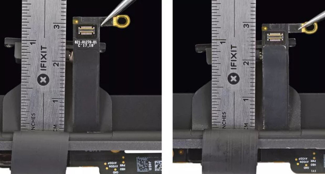 Apple âm thầm thay đổi thiết kế MacBook Pro để sửa lỗi đèn nền màn hình - Ảnh 3.