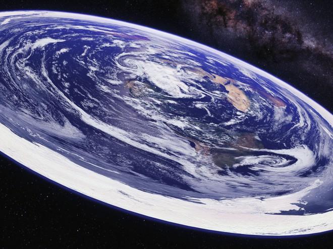 Hai thanh niên cố gắng chứng minh Trái Đất phẳng và cái kết đắng, đừng bao giờ coi thường khoa học! - Ảnh 1.