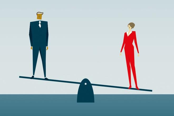 Nữ giới liên tục đòi bình đẳng nhưng hóa ra lương đàn ông lại thấp hơn? - Ảnh 1.