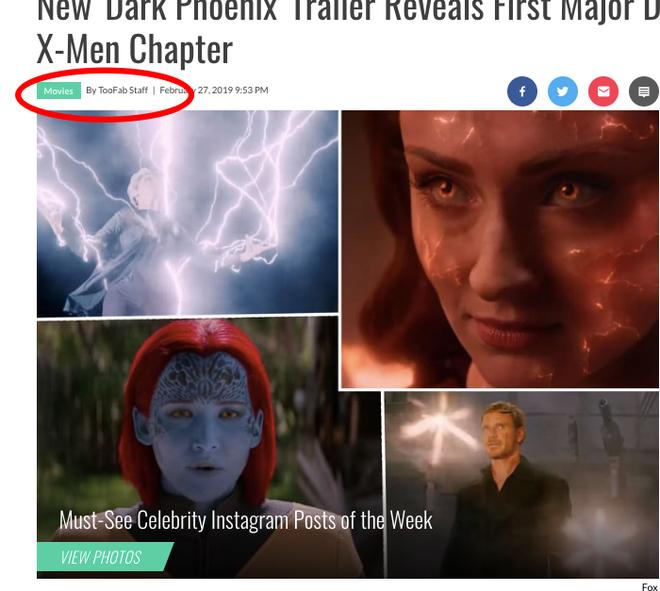 Vừa xuất hiện ở trailer Dark Phoenix, Mystique đã bị cả thế giới troll lia lịa - Ảnh 1.