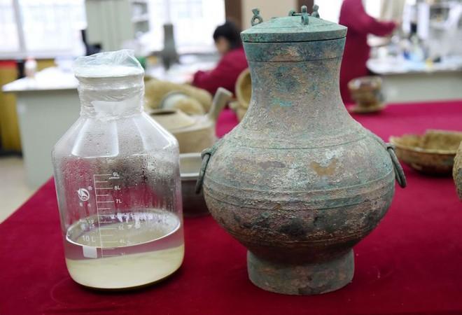 Phát hiện Thuốc Trường Sinh trong hầm mộ 2.000 năm tuổi tại Trung Quốc - Ảnh 1.
