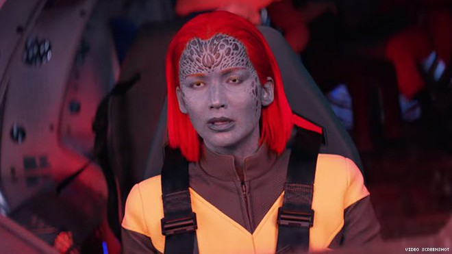 Vừa xuất hiện ở trailer Dark Phoenix, Mystique đã bị cả thế giới troll lia lịa - Ảnh 11.