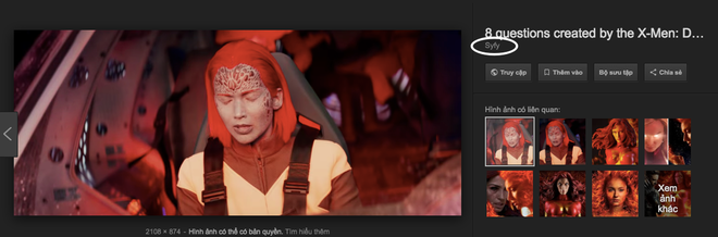 Vừa xuất hiện ở trailer Dark Phoenix, Mystique đã bị cả thế giới troll lia lịa - Ảnh 4.