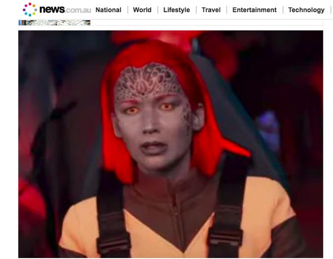 Vừa xuất hiện ở trailer Dark Phoenix, Mystique đã bị cả thế giới troll lia lịa - Ảnh 7.