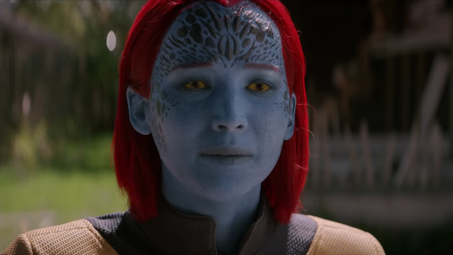 Vừa xuất hiện ở trailer Dark Phoenix, Mystique đã bị cả thế giới troll lia lịa - Ảnh 9.