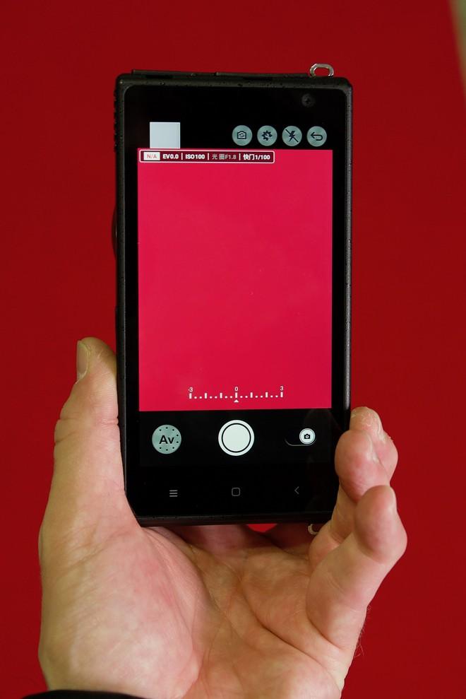 Yongnuo YN450 - máy ảnh không gương lật, sử dụng ống kính Canon, chạy Android - Ảnh 7.