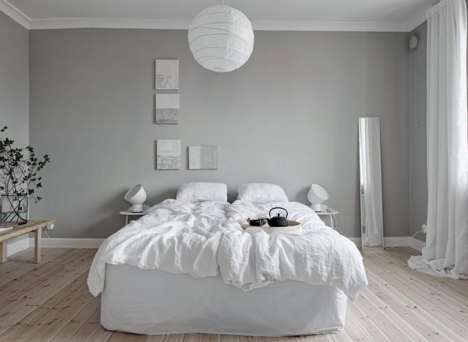 5 màu sơn phù hợp nhất cho phòng ngủ luôn đẹp và dễ chịu - Ảnh 3.