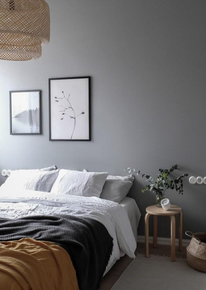 5 màu sơn phù hợp nhất cho phòng ngủ luôn đẹp và dễ chịu - Ảnh 4.