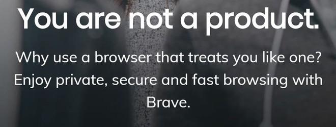 Đánh giá trình duyệt web Brave - Phiên bản Google Chrome dành cho người dùng Internet thực sự hardcore - Ảnh 2.