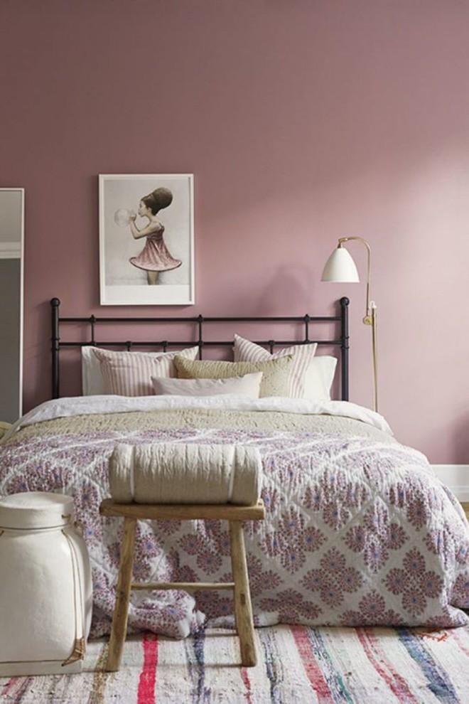 5 màu sơn phù hợp nhất cho phòng ngủ luôn đẹp và dễ chịu - Ảnh 8.