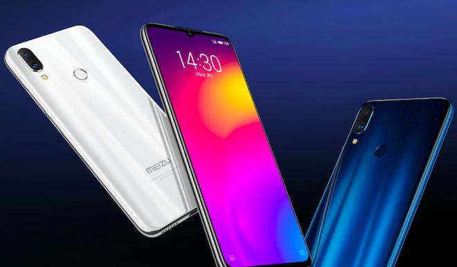 Meizu Note 9 ra mắt, Snapdragon 675, camera sau 48MP, màn hình giọt nước, giá từ 4,8 triệu - Ảnh 1.