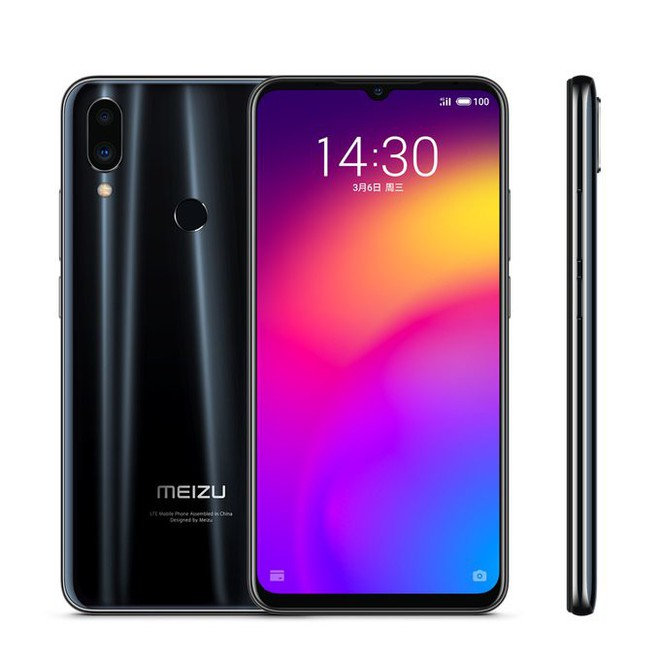 Meizu Note 9 ra mắt, Snapdragon 675, camera sau 48MP, màn hình giọt nước, giá từ 4,8 triệu - Ảnh 2.