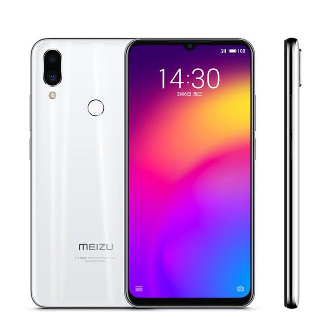 Meizu Note 9 ra mắt, Snapdragon 675, camera sau 48MP, màn hình giọt nước, giá từ 4,8 triệu - Ảnh 4.