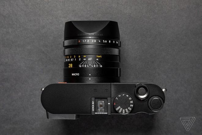 Leica ra mắt máy ảnh cao cấp Q2: cảm biến 47MP, ống kính 28mm f/1.7, quay phim 4K - Ảnh 3.