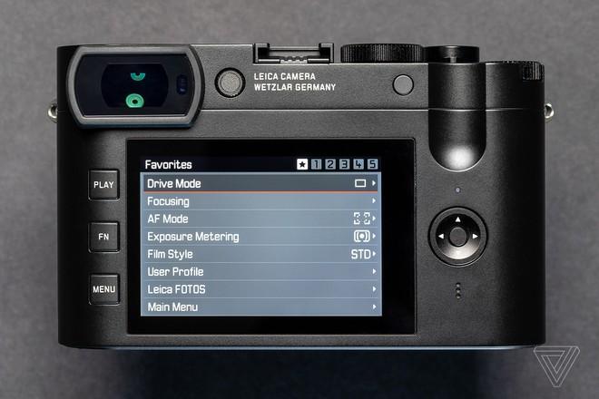 Leica ra mắt máy ảnh cao cấp Q2: cảm biến 47MP, ống kính 28mm f/1.7, quay phim 4K - Ảnh 4.