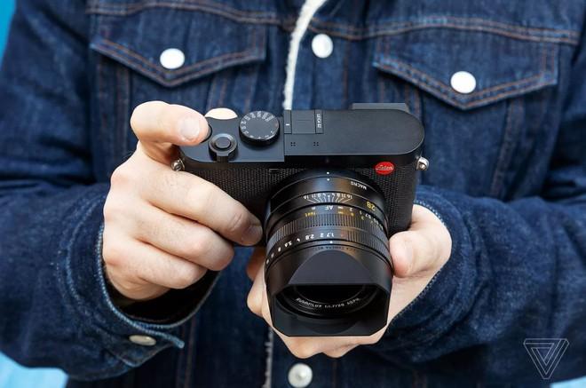 Leica ra mắt máy ảnh cao cấp Q2: cảm biến 47MP, ống kính 28mm f/1.7, quay phim 4K - Ảnh 6.