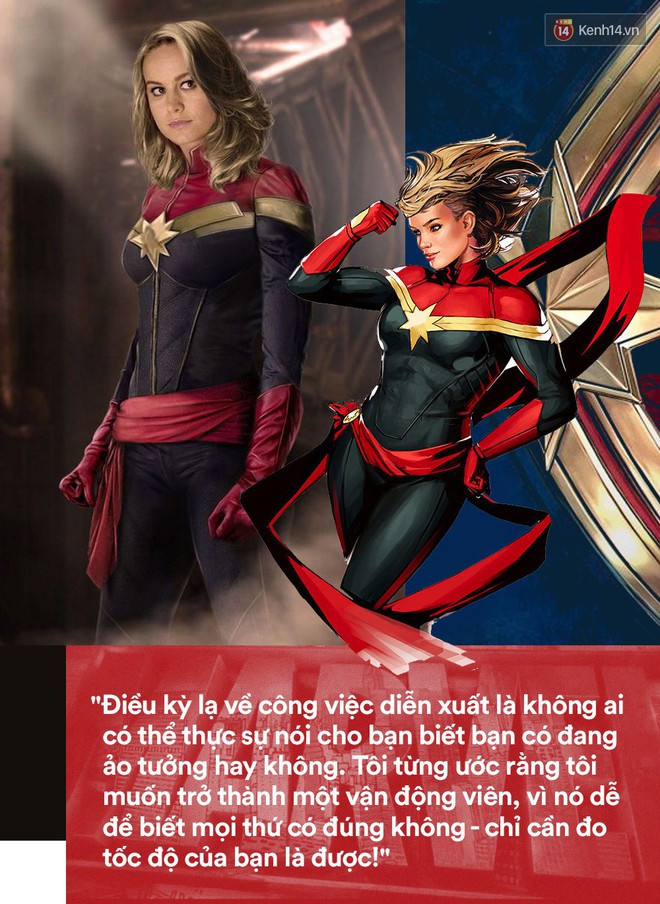 Brie Larson Captain Marvel: 20 năm diễn xuất làng nhàng, sống túng thiếu và thiếu tự tin đến nỗi suýt muốn bỏ nghề - Ảnh 1.