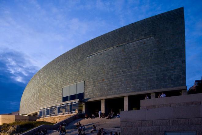 Tạo ra hơn 100 tuyệt tác trên toàn thế giới, KTS huyền thoại Nhật Bản vừa giành giải Nobel kiến trúc ở tuổi 87 - Ảnh 5.