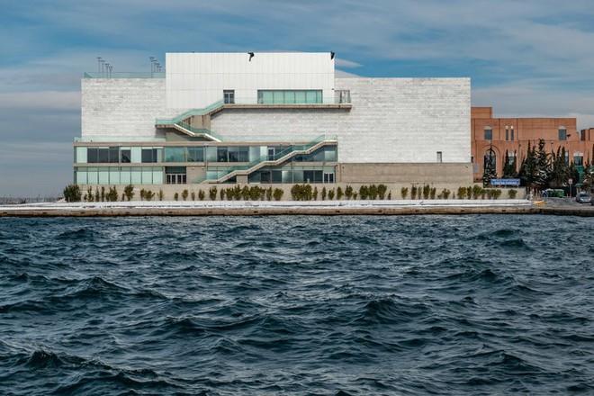 Tạo ra hơn 100 tuyệt tác trên toàn thế giới, KTS huyền thoại Nhật Bản vừa giành giải Nobel kiến trúc ở tuổi 87 - Ảnh 7.