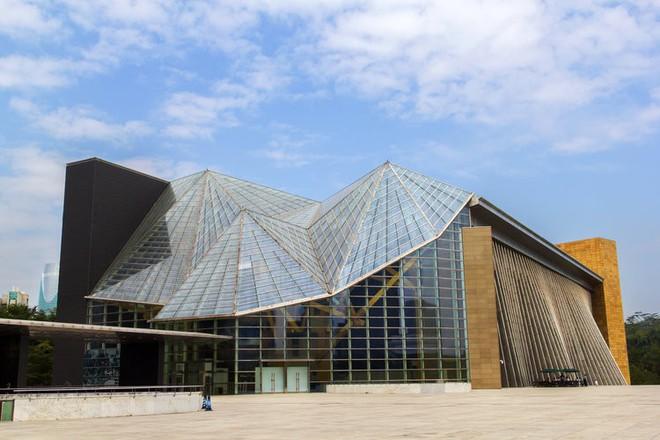 Tạo ra hơn 100 tuyệt tác trên toàn thế giới, KTS huyền thoại Nhật Bản vừa giành giải Nobel kiến trúc ở tuổi 87 - Ảnh 8.