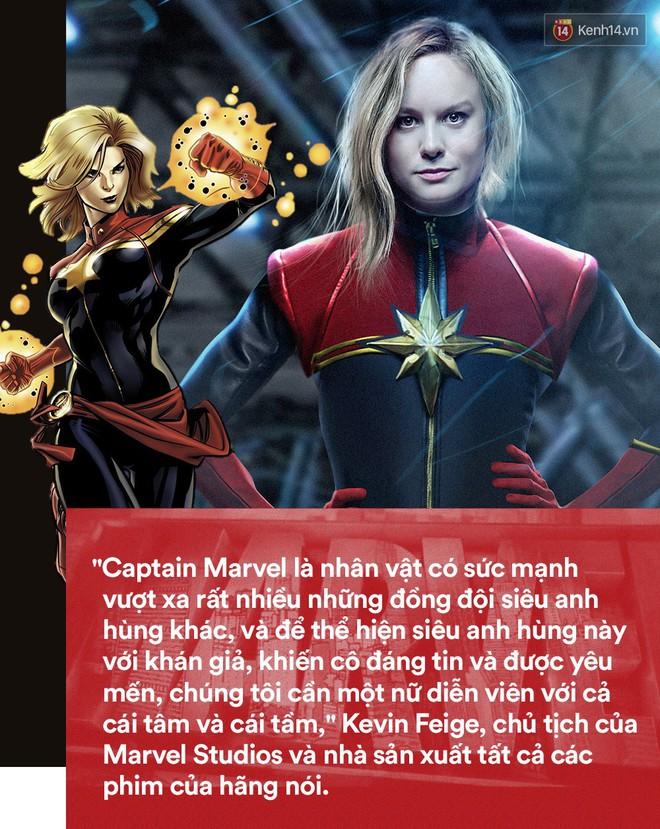 Brie Larson Captain Marvel: 20 năm diễn xuất làng nhàng, sống túng thiếu và thiếu tự tin đến nỗi suýt muốn bỏ nghề - Ảnh 3.