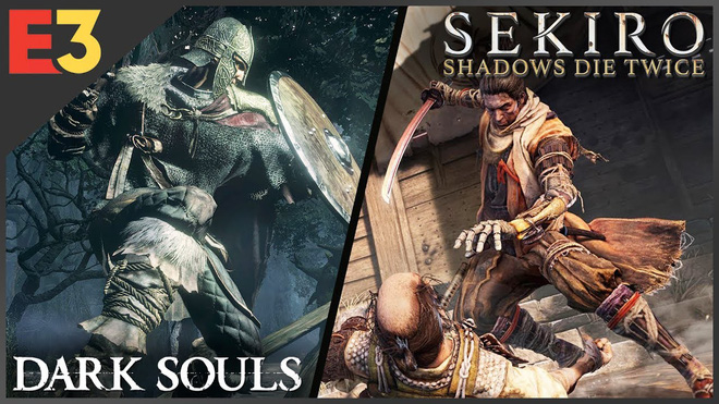 Giải mã cơn sốt của tựa game hot nhất tuần vừa qua - Sekiro: vừa dễ lại vừa khó hơn Dark Souls và Bloodborne - Ảnh 4.