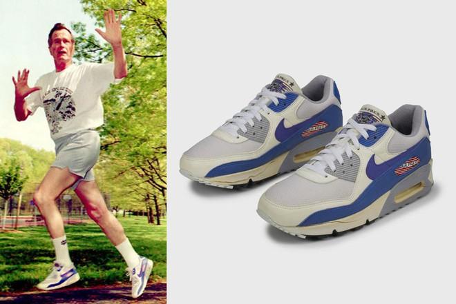 Nổi tiếng yêu thể thao, các đời Tổng thống Mỹ thích đeo sneakers gì khi đi chạy? - Ảnh 5.