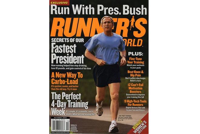 Nổi tiếng yêu thể thao, các đời Tổng thống Mỹ thích đeo sneakers gì khi đi chạy? - Ảnh 13.
