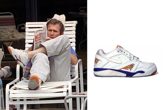 Nổi tiếng yêu thể thao, các đời Tổng thống Mỹ thích đeo sneakers gì khi đi chạy? - Ảnh 14.