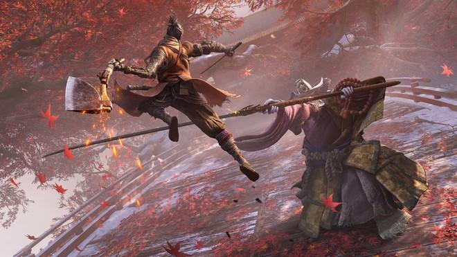 Giải mã cơn sốt của tựa game hot nhất tuần vừa qua - Sekiro: vừa dễ lại vừa khó hơn Dark Souls và Bloodborne - Ảnh 1.