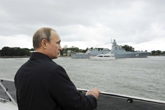 Nước Nga can thiệp hệ thống định vị toàn cầu để đảm bảo an toàn tuyệt đối cho Tổng thống Putin - Ảnh 1.