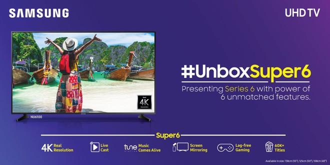 Samsung tin tưởng chiến lược TV của mình đủ sức cạnh tranh với các đối thủ Trung Quốc tại thị trường Ấn Độ - Ảnh 1.