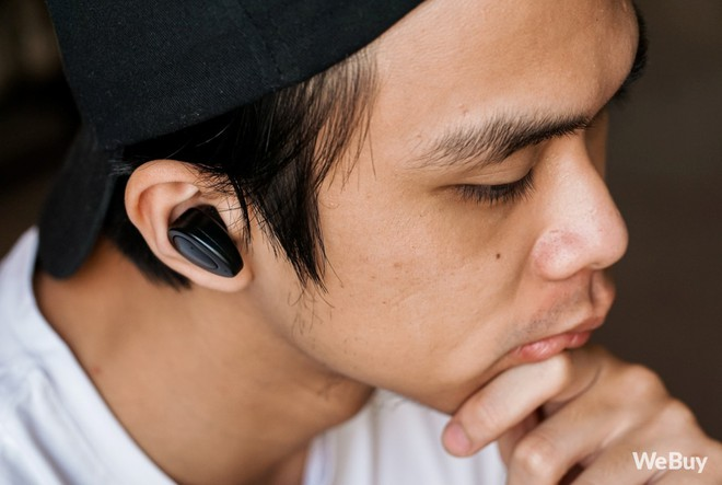 """Mạnh dạn mua tai nghe True Wireless giá chỉ 290k trên mạng: Toàn đánh giá 5 sao, dùng rồi mới thấy cứ """"sao sao"""" - Ảnh 12."""
