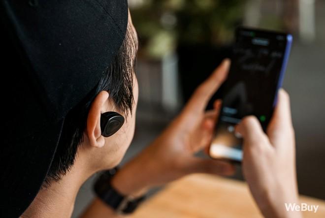 """Mạnh dạn mua tai nghe True Wireless giá chỉ 290k trên mạng: Toàn đánh giá 5 sao, dùng rồi mới thấy cứ """"sao sao"""" - Ảnh 11."""