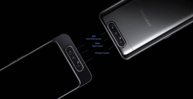 Tất tần tật mọi thông tin về Samsung Galaxy A80, smartphone thiết kế xoay lật độc đáo nhất thị trường - Ảnh 3.
