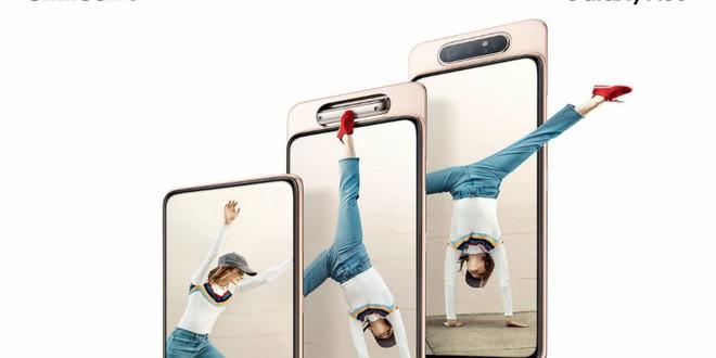 Tất tần tật mọi thông tin về Samsung Galaxy A80, smartphone thiết kế xoay lật độc đáo nhất thị trường - Ảnh 4.