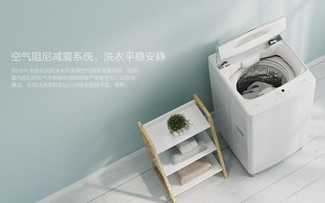 Xiaomi trì hoãn phát hành máy giặt Redmi 1A - Ảnh 1.