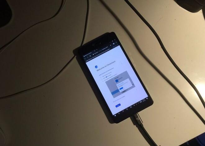 Sự ra đời của Microsoft Edge chạy nhân Chromium tạo đà đưa Google Chrome lên Windows Phone trong tương lai - Ảnh 3.