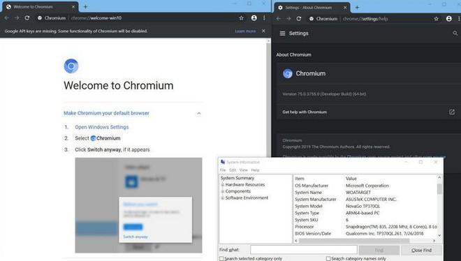 Sự ra đời của Microsoft Edge chạy nhân Chromium tạo đà đưa Google Chrome lên Windows Phone trong tương lai - Ảnh 2.